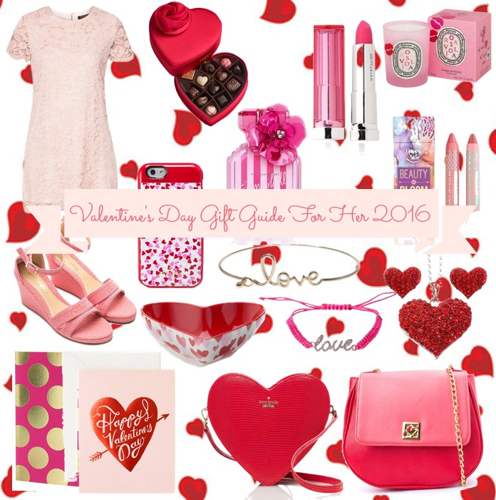 Valentine's Day Gift Guide For Her 2016