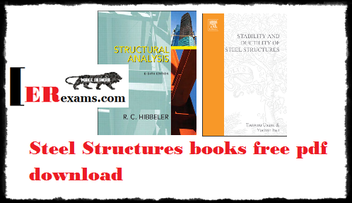 Steel Structures books free pdf download