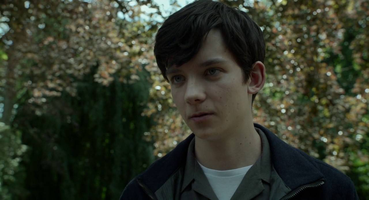 Miss Peregrine's Home for Peculiar Children (2016)