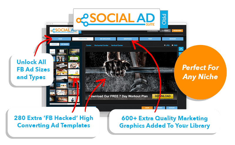 [GIVEAWAY] Social Ad Suite [PRO EDITION]