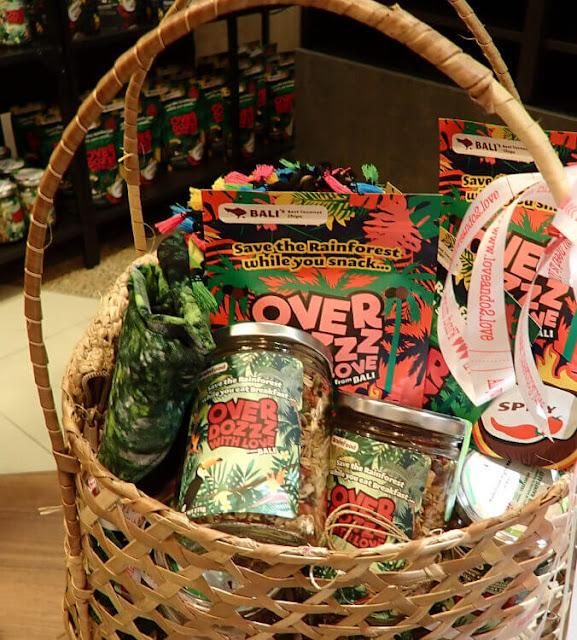 special hampers, natal, tahun baru