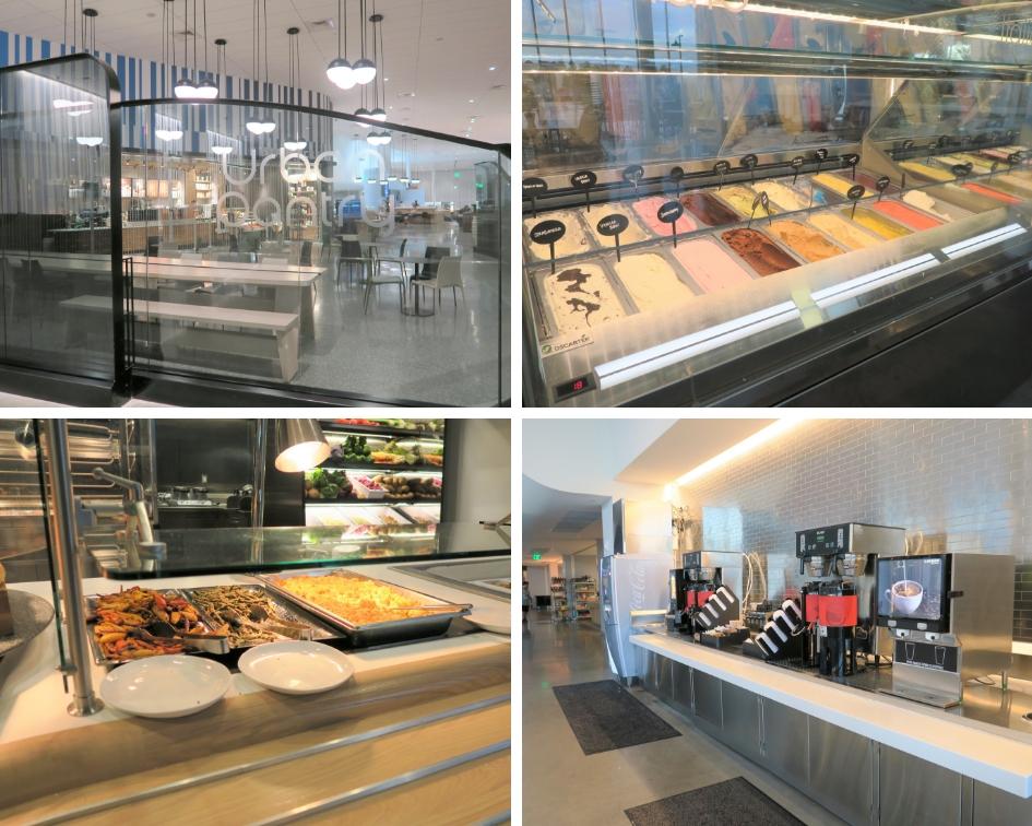 Universal Aventura Hotel Food