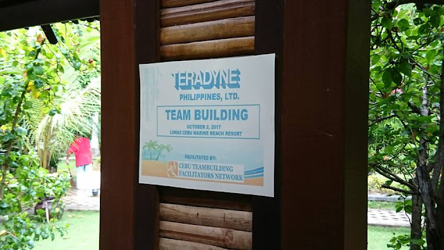 Team building program for Teradyne