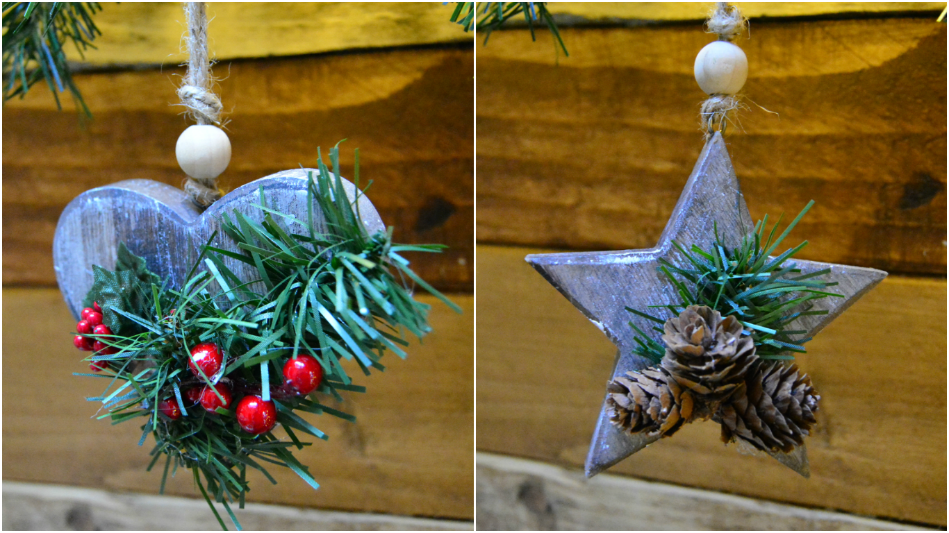 wooden, decorations, christmas, holidays, seasonal, charity, fundraising