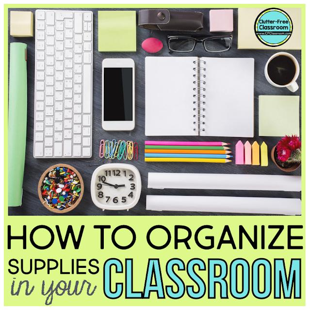 Do you have a good system for storing office supplies in your classroom? Get tips and tricks for solutions to any problems you have with this here.