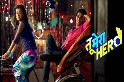 Tu Mera Hero story, star cast TRP rating this week, actress, actors photos