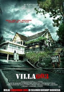 Poster Film Villa 603