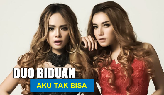 Duo Biduan, Dangdut, Dangdut Remix, 2018, Download Lagu Duo Biduan - Aku Tak Bisa Mp3 Dangdut Remix 2018