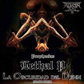PROPHEZIAS LETHAL P - LA OSCURIDAD DEL DJINN