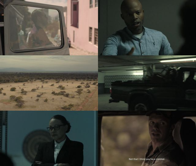 Trackers Temporada 1 (2019) HD 720p Latino Dual