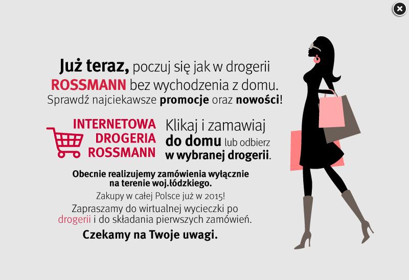Rossmann sklep internetowy sklep online