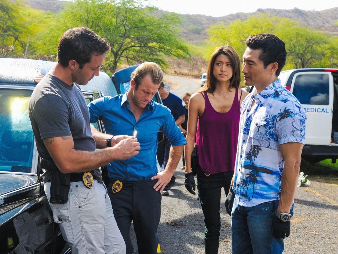 Hawaii Five-0 - Season 3 Episode 15: Hookman