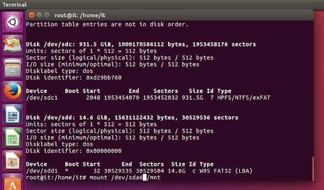 Cara Restore/ Mengembalikan GRUB Boot Linux yang Hilang