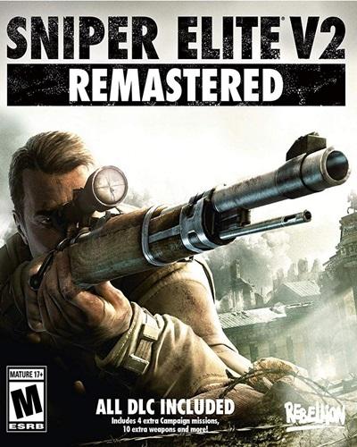 โหลดเกมส์ Sniper Elite V2 Remastered