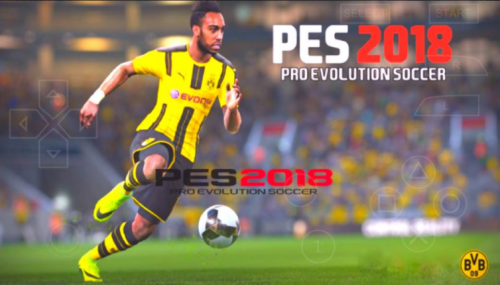 Bruno Android: PES 2018 PPSSPP Android COMPLETO BRASILEIRAO