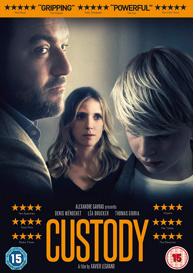 custody dvd