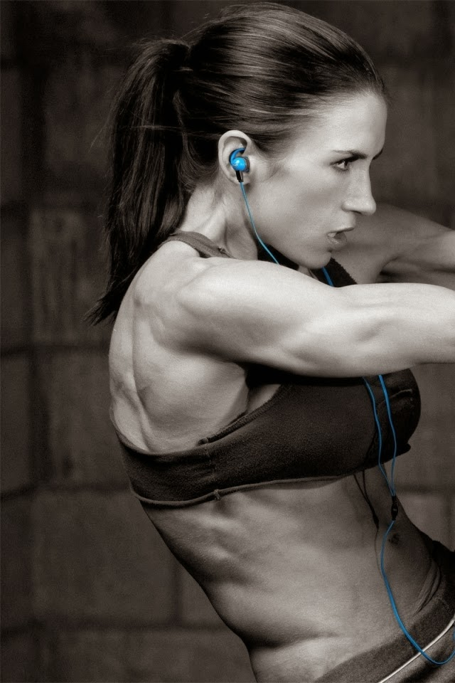 fast-paced music improves the effectiveness of workouts