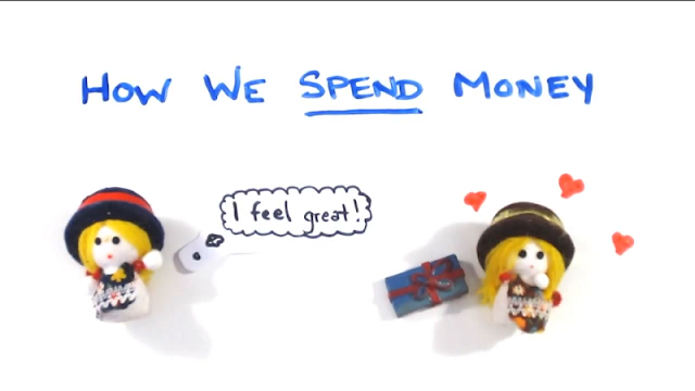 berbagi uang adalah kunci kebahagiaan