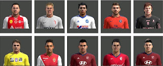 Ligue 1 FacePack 2016 Pes 2013 By Ben-Ameur
