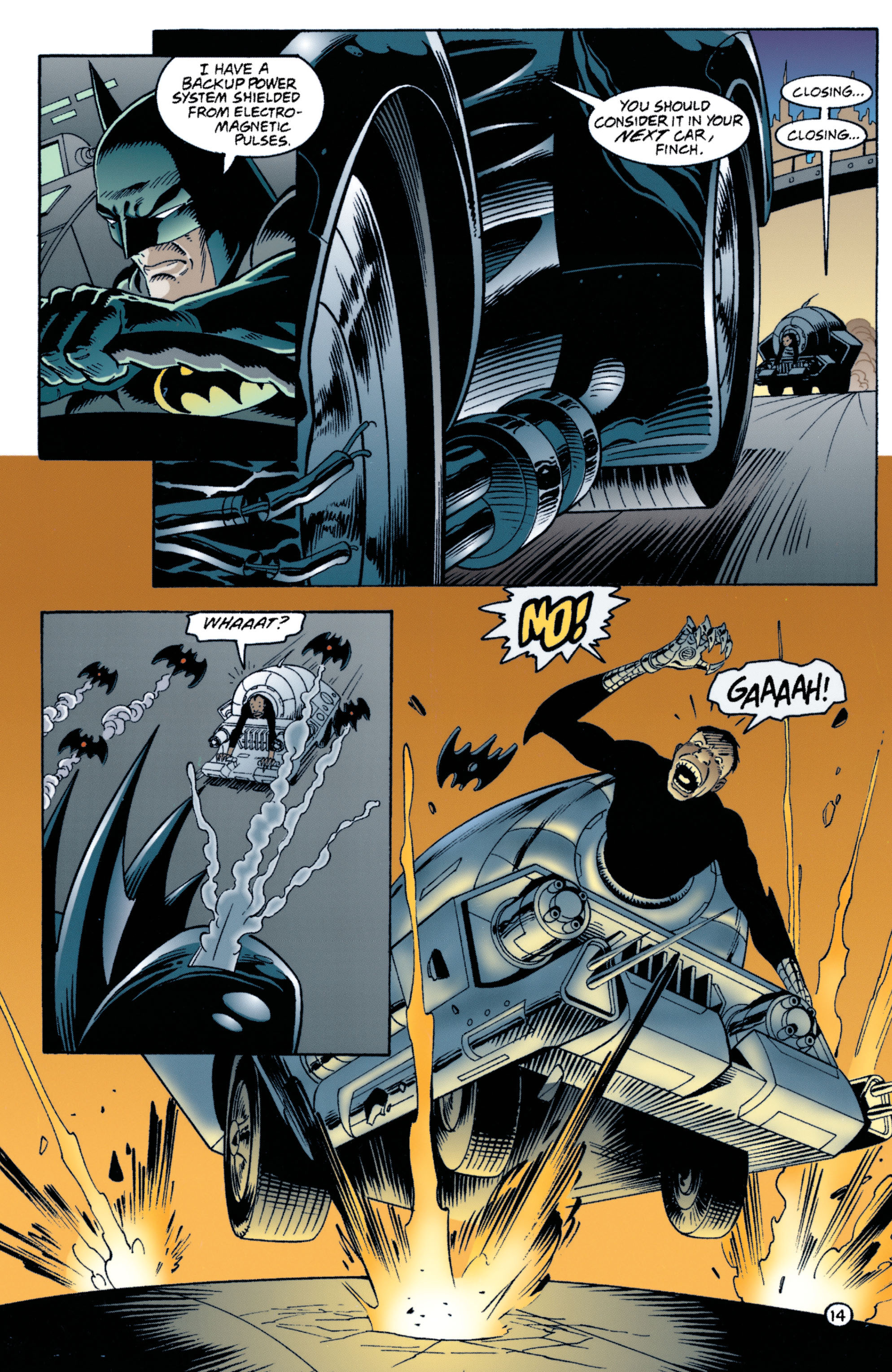 Detective Comics (1937) 718 Page 14