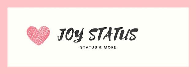Joy Status