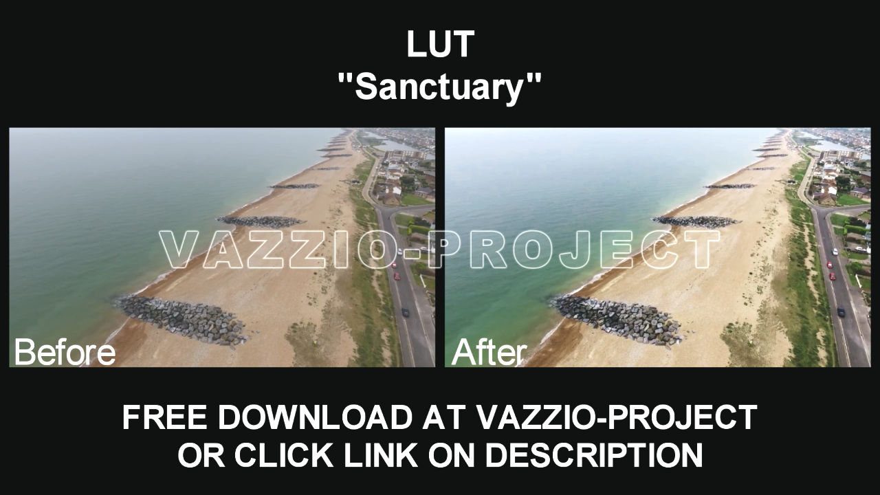 lut download