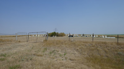 cemetery, Prelate, Saskatchewan, Ukrainian, Orthodox