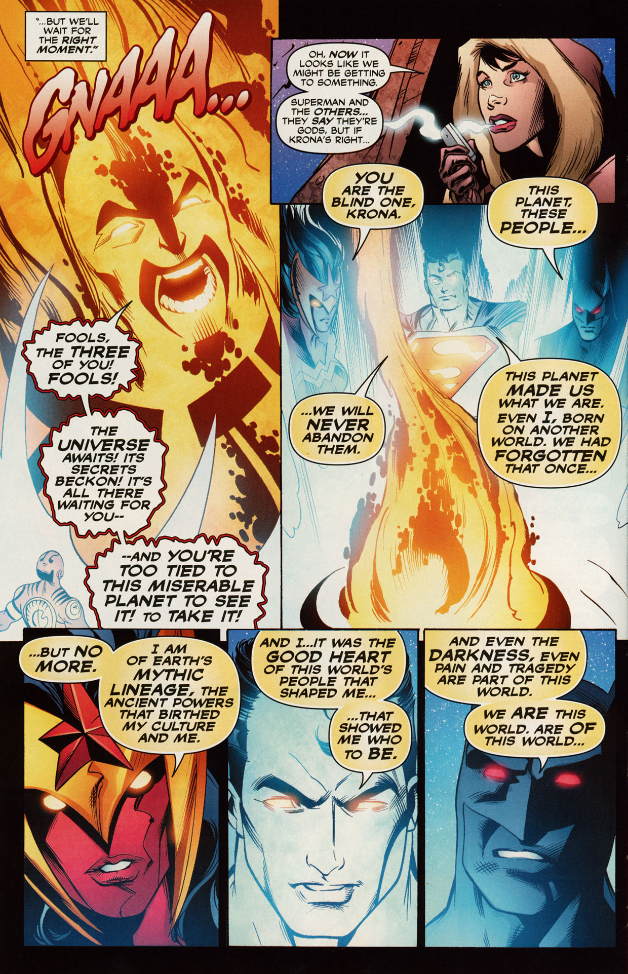 Read online Trinity (2008) comic -  Issue #49 - 10