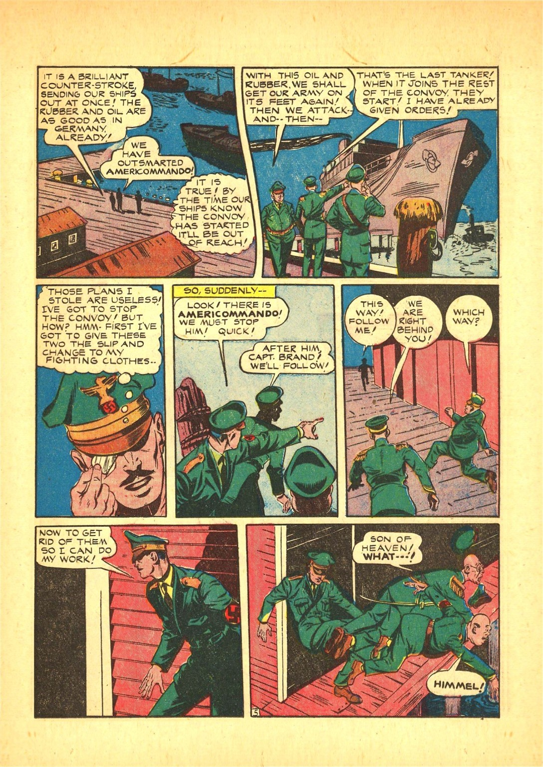 Read online Action Comics (1938) comic -  Issue #72 - 44