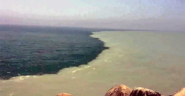 air laut tidak campur