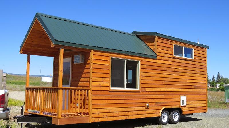 Tiny House Town North Carolina Loft 232 Sq Ft