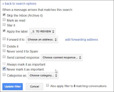 cara membuat role email gmail