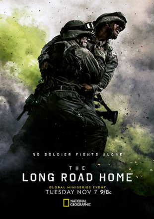 The Long Road Home 2017 S01E01 HDRip 700MB Hindi Dual Audio 720p Watch Online Free Download bolly4u
