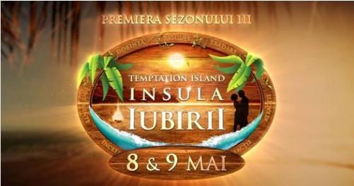Insula iubirii Sezonul 3 Episodul 1 online 8 mai 2017