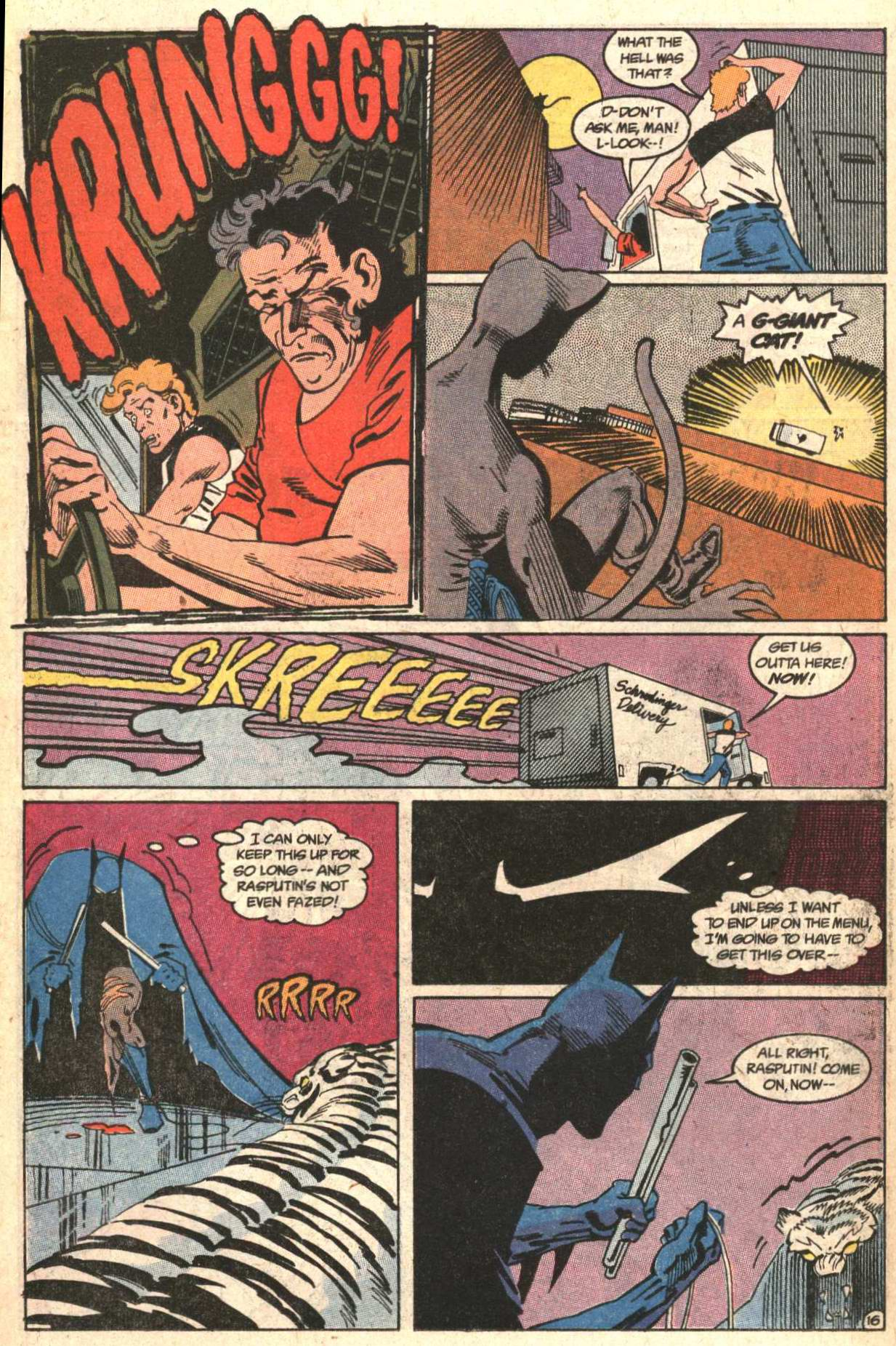 Detective Comics (1937) 612 Page 16
