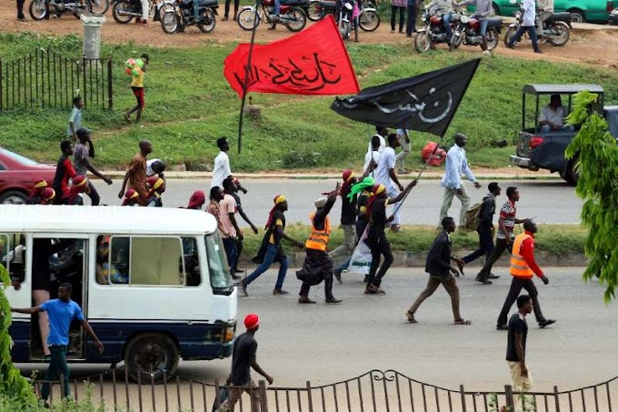 Three dead as Shiites clash with Nigerian security forces