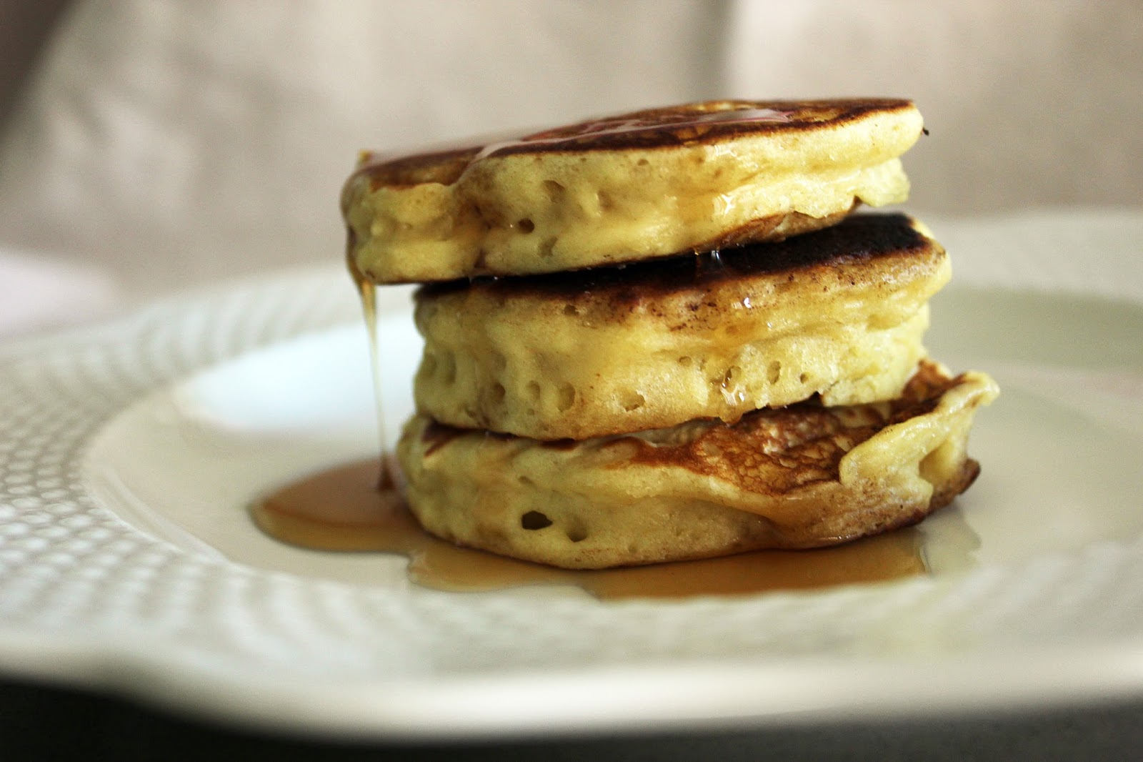 Buttermilk Pancakes by freshfromthe.com