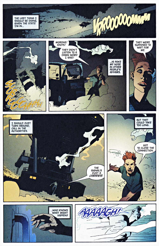 Read online Hellboy: Weird Tales comic -  Issue #7 - 22