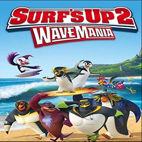 Surf's Up 2: WaveMania, Surf's Up 2: WaveMania Synopsis, Surf's Up 2: WaveMania Trailer, Surf's Up 2: WaveMania Review