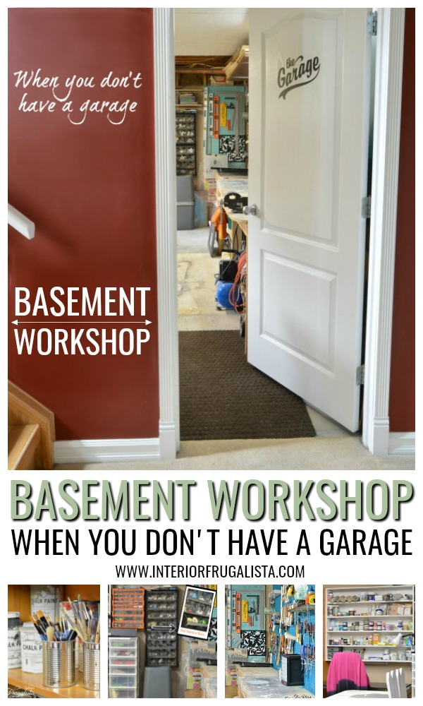 Basement Workshop Tour