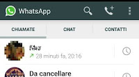 Usare Whatsapp per telefonare gratis (iPhone, Android, Windows)
