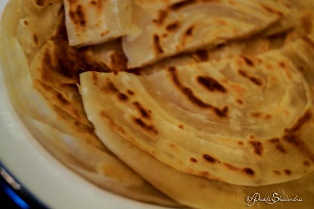 Delicious Vegetarian Punjabi Cuisine