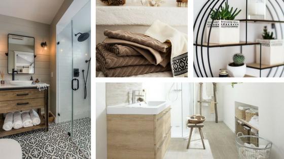 décoration home sweet déco couleurs matière maison salle bain