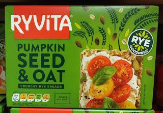 Ryvita Pumpkin seed & oat