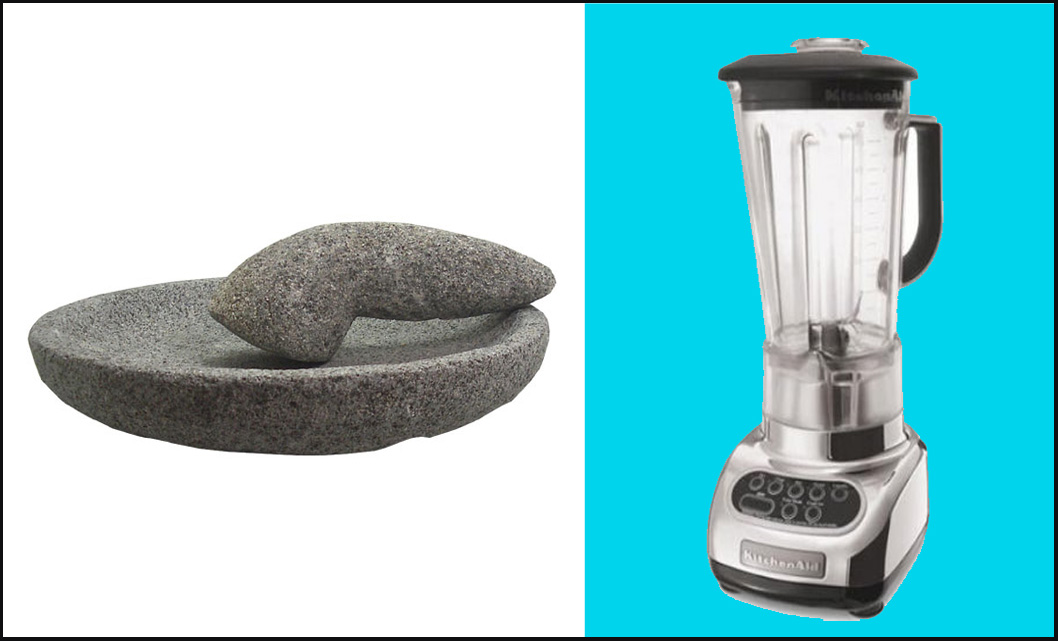 Fian Online 5 Peralatan Dapur Dulu Dan Kini