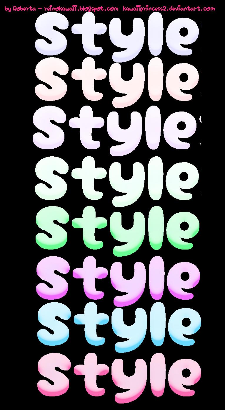 http://kawaiiprincess2.deviantart.com/art/Styles-631253106
