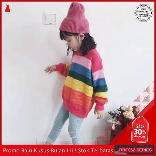 RRC062B26 Baju Bayi Anak Rainbow Secker Fashion Bayi BMGShop