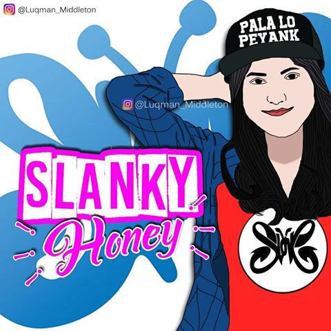 Lirik Lagu Slanky Honey