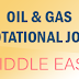 Rotational Oil and Gas Jobs 2019 - Urgent Recruitment to Middle East