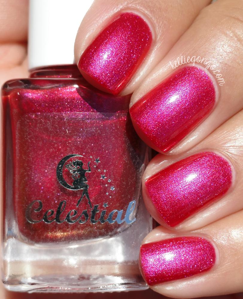 Celestial Cosmetics Daria Zaldrizoti